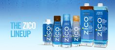 ZICO | Pure Coconut Water - Pure Coconut Water, Juice 2, Smart Water, Water Bottle, Pure Products, Drinks, Drinking, Water Flask, Drink
