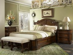Some French Country Bedroom Ideas to Try