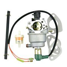 Vergaser Luftfilter Kraftstoff Gas Tank Joint Filter Für Honda GX340 GX390 11HP