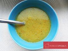 Pyszny krem jarzynowy- zdrowa, smaczna zupa. Składa się z samych warzyw, nie użyłam żadnych zagęszczaczy: mąki, serków, śmietany.