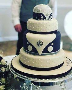 Beautiful Cakes, Amazing Cakes, Cake Cookies, Cupcake Cakes, Bolo Original, Bus Cake, Cupcakes Decorados, Gateaux Cake, Pumpkin Spice Cupcakes