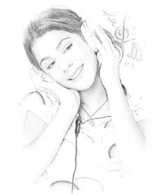 Violetta Castillo Coloring Page