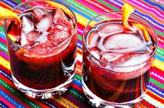 Party-Sangria - This is a typical fruity party sangria recipe. Make the most of your summer parties with this recipe!