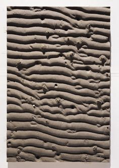 Boyle Family - this is a relief sculpture, life size and hanging on the wall