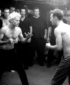 "Jared Leto in ""Fight Club""..."