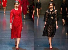 What's On the Runway – Winter 2013-2014 - Lioness Woman's Club