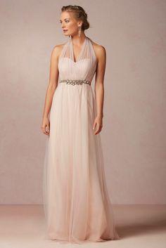 jenny yoo annabelle    Jenny Yoo's tulle Annabelle dress for BHLDN, BHLDN.com.