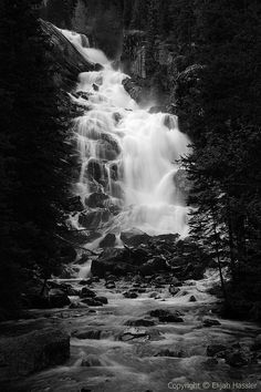 Hidden Falls ~ photography by Elijah Hassler