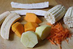 Sancocho de Pescado - AntojandoAndo Dairy, Cooking Recipes, Cheese, Fresco, Food, Chow Chow, Crock Pot, Seafood, Sole Recipes