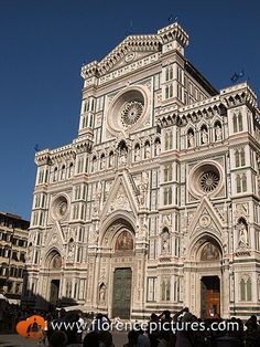 Florence Cathedral of Santa Maria del Fiore Photo   Cathedral & Piazza Duomo - Florence Pictures & Photos