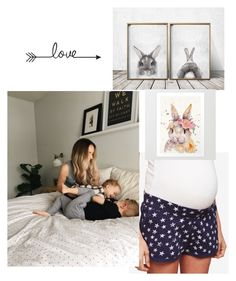 Mommy to be 💝 by matinapapadopoulou on Polyvore featuring polyvore, fashion, style, Motherhood Maternity and clothing
