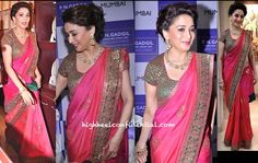 Saheli Couture Madhuri Dixit Saree