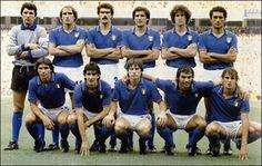 Italia Campeon del Mundo 1982