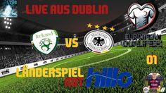 """Let's Play FIFA 16 - Länderspiel mit Hillo #01 """"Irland vs Deutschland"""" [..."""