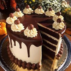 Chocolate butter cake #followback #delicious #food