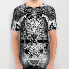 Aurum All Over Print Shirt by DIVIDUS | Society6