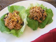 Turkey and bean rice wraps » » The Heart Truth CanadaThe Heart Truth Canada