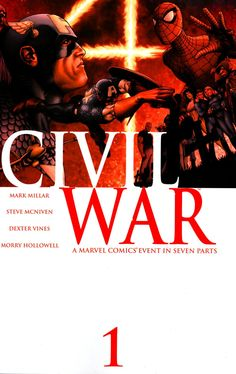 "Iron Man vs Captain America : Marvel annonce de nouveaux comics ""Civil War"" - RTL.fr"
