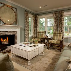 Sherwin Williams Oyster Bay Design Ideas, Pictures, Remodel and Decor