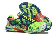 93b2259b9 Asics Gel Noosa Tri 7 Mens Volt Orange Royal Blue White Asics Running Shoes  2013 New