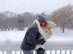 love, couple, and kiss kép