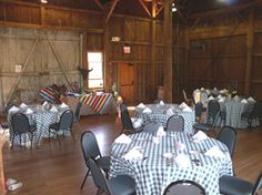 Everal Barn, Westerville, Ohio... this is where my sister is having her graduation party! Can't wait to go back home!