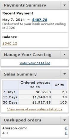 100 Sales in 30 days on FBA!!  #goals #wahm