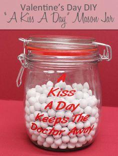 261 Best Valentines Mason Jars Ideas Images Jars Projects