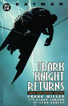 Why Frank Miller's 'The Dark Knight Returns' Should Be the Next Live-Action Batman Movie   Movie News   Movies.com