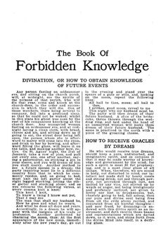 The Book of Forbidden Knowledge - Magic Grimoire - spells - talismans - omens - Black Book - spell b Witchcraft Spell Books, Magick Book, Wiccan Spell Book, Magick Spells, Witch Spell, Grimoire Book, Occult Books, Wiccan Books, Healing Spells