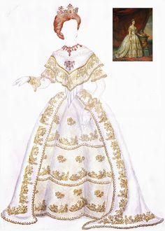 Elisabeth (Sisi) por Erzsébet Királyné | El blog de Las Cosas de Mami