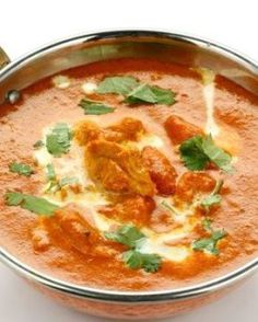 Butter Chicken Has Always Been My Favorite Indian Dish, But I Just Found Out How Easy It Is To Make At Home! | 12 Tomatoes