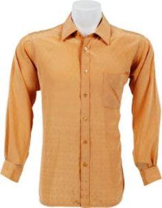 Elvis Silk-Rayon Shirt