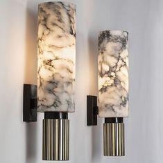 Inspiration - #Marble #accessories #lamps #interior #design #interiordesign…