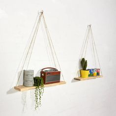 Are you interested in our hanging wood shelf? With our plant holder furniture you need look no further.