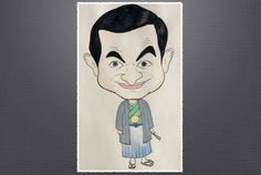 draw Japanese style caricatures using your photos by totoromori