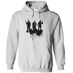 Grunge Mafia Gangster T Shirt