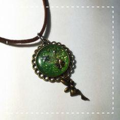 妖精をイメージしたネックレス!包装を無料で行っているのでプレゼントなどにもおすすめです(^^)|ハンドメイド、手作り、手仕事品の通販・販売・購入ならCreema。