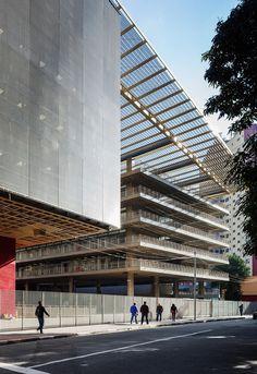 Galeria de Centro Paula Souza / Spadoni AA + Pedro Taddei Arquitetos Associados - 9