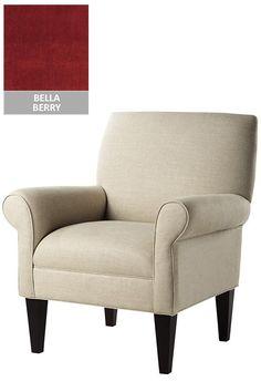 Kenter Arm Chair - Arm Chairs - Living Room Furniture - Furniture | HomeDecorators.com