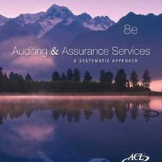 Solution manual for financial statement analysis 11th edition by test bank downloadable for auditing and assurance services a systematic approach 8th edition messier fandeluxe Gallery