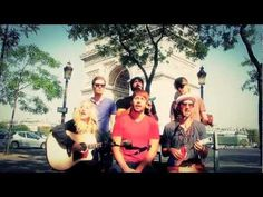 New cover of Champs-Élysées performed by Walk Off The Earth.Very Catchy!