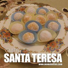Yemitas de Santa Teresa   Mama Lotties - Gibraltar's Recipe Website