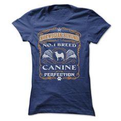 Cool #TeeForNorwegian Buhund NORWEGIAN BUHUND NO… - Norwegian Buhund Awesome Shirt - (*_*)