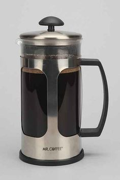Classic Stainless Steel French Press - Urban Outfitters ($29)