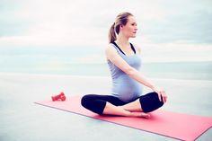 Qué ejercicios hacer cuando estás embarazada #ejercicio #deporte #embarazo #pregnant #premama #fitness #yoga