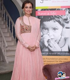 Give Life A Chance Event -- Dia Mirza Picture # 323447