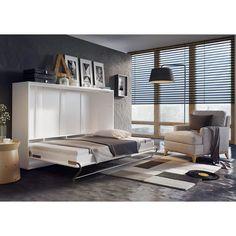 Van Wyck Murphy Bed with Mattress