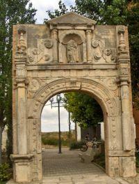 Torre y Arco de la Iglesia de San Martín (Ocaña) - Wikipedia, la enciclopedia libre