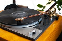 Lenco L75 with wooden tonearm and magnetic counterweight (page 1) - Completed Projects - Lenco Heaven Turntable Forum
